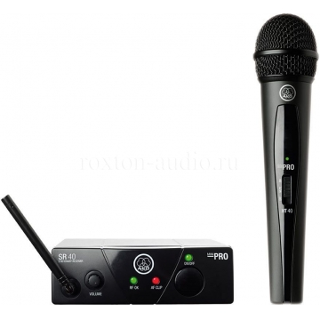 WMS40 MINI VOCAL SET BD ISM3 Вокальная радиосистема